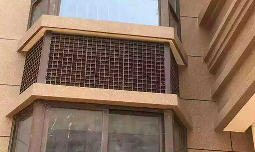 空调百叶窗在日常生活使用中是不可缺少的